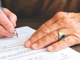 Wettelijke verdeling zonder testament en renteovereenkomst
