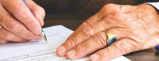 Renteovereenkomst erfgenamen binnen welke termijn?